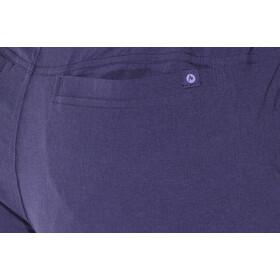 Marmot Avery korte broek Dames blauw